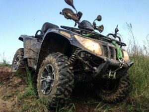 quad, car, motor vehicle